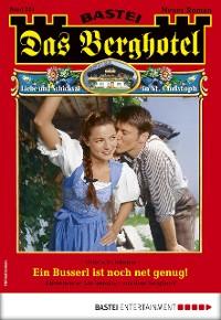 Cover Das Berghotel 224 - Heimatroman