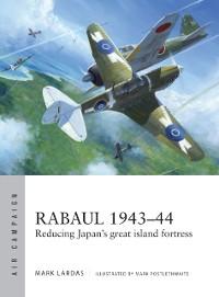 Cover Rabaul 1943 44
