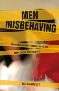 Cover Men Misbehaving