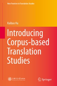 Cover Introducing Corpus-based Translation Studies