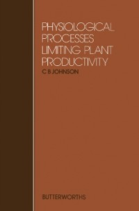 Cover Physiological Processes Limiting Plant Productivity
