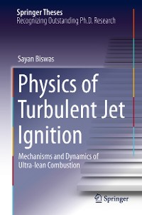 Cover Physics of Turbulent Jet Ignition