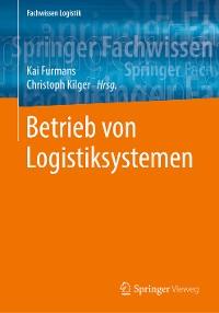 Cover Betrieb von Logistiksystemen