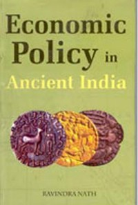 Cover Economic Policy In Ancient India