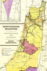 Cover Partitioning Palestine