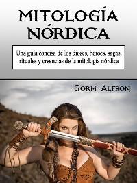 Cover La mitología nórdica