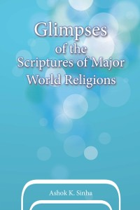 Cover Glimpses of the Scriptures of Major World Religions