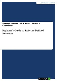 Cover Beginner's Guide to Software Defined Networks
