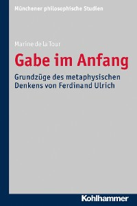 Cover Gabe im Anfang