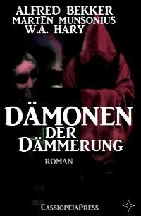 Cover Dämonen der Dämmerung
