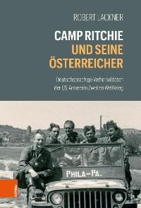 Cover Camp Ritchie und seine Österreicher