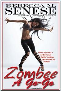 Cover Zombee A Go-Go: A Horror Novella