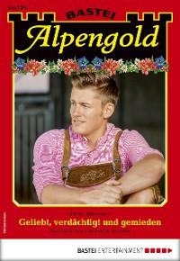 Cover Alpengold 304 - Heimatroman