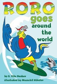 Cover Roro goes around the world