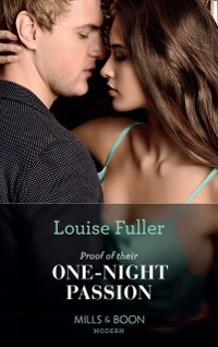 Cover Proof Of Their One-Night Passion (Mills & Boon Modern) (Secret Heirs of Billionaires, Book 31)