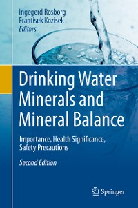 Cover Drinking Water Minerals and Mineral Balance
