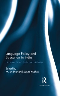Cover Language Policy and Education in India