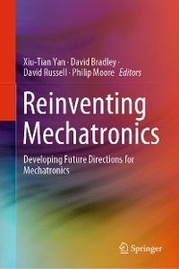 Cover Reinventing Mechatronics