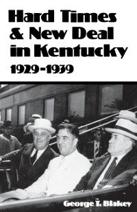 Cover Hard Times and New Deal in Kentucky