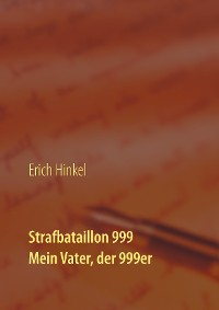 Cover Strafbataillion 999