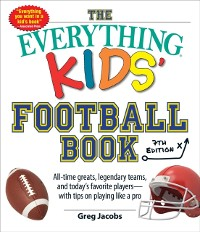 Cover Everything Kids' Football Book, 7th Edition