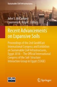 Cover Recent Advancements on Expansive Soils
