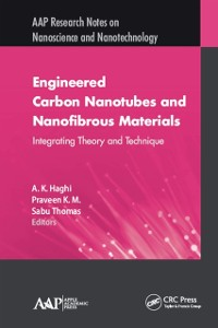 Cover Engineered Carbon Nanotubes and Nanofibrous Material