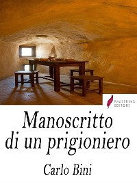 Cover Manoscritto di un prigioniero