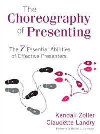 Cover Choreography of Presenting