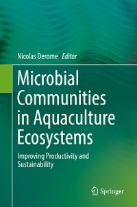 Cover Microbial Communities in Aquaculture Ecosystems