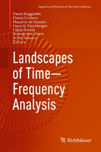 Cover Landscapes of Time-Frequency Analysis