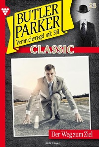 Cover Butler Parker Classic 23 – Kriminalroman
