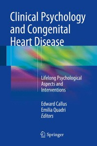 Cover Clinical Psychology and Congenital Heart Disease