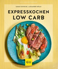 Cover Expresskochen Low Carb