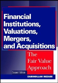 Cover Financial Institutions, Valuations, Mergers, and Acquisitions