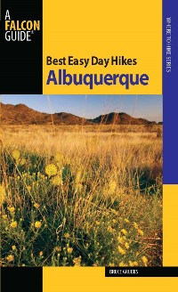 Cover Best Easy Day Hikes Albuquerque