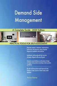 Cover Demand Side Management A Complete Guide - 2020 Edition