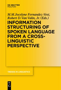 Cover Information Structuring of Spoken Language from a Cross-linguistic Perspective