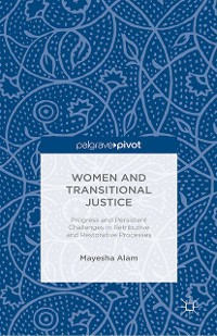 Cover Women and Transitional Justice