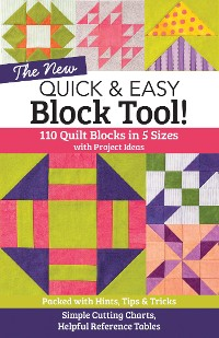 Cover The NEW Quick & Easy Block Tool!