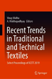 Cover Recent Trends in Traditional and Technical Textiles