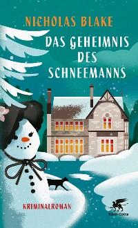 Cover Das Geheimnis des Schneemanns