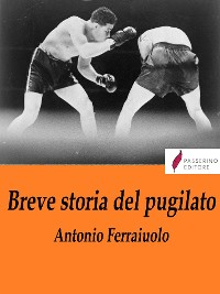 Cover Breve storia del pugilato