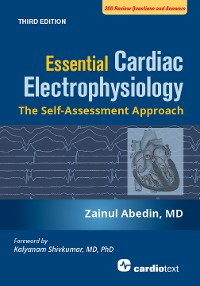 Cover Essential Cardiac Electrophysiology, Third Edition