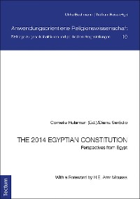Cover The 2014 Egyptian Constitution