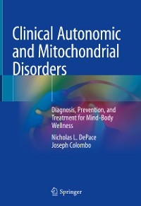 Cover Clinical Autonomic and Mitochondrial Disorders