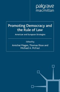 Cover Promoting Democracy and the Rule of Law