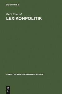 Cover Lexikonpolitik