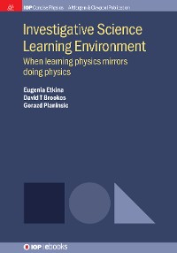 Cover Investigative Science Learning Environment