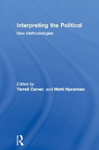 Cover Interpreting the Political